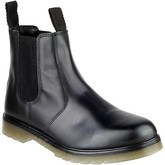 Amblers  Colchester Boot  men's Low Ankle Boots in Black