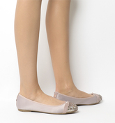 Butterfly Twists Charlotte Pump NUDE GOLD