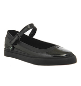 Kickers Tovni Mary Jane BLACK PATENT
