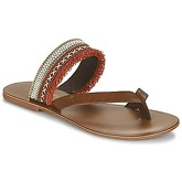 Betty London  IKITOU  women's Sandals in Brown
