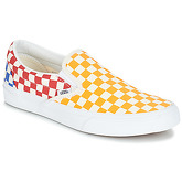 Vans  CLASSIC SLIP-ON  men's Slip-ons (Shoes) in Multicolour