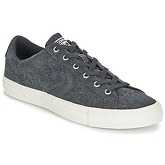 Converse  Star Player Ox Fashion Textile  men's Shoes (Trainers) in Grey