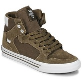 Supra  VAIDER  men's Shoes (High-top Trainers) in Green