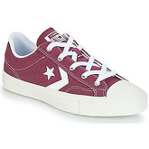 Converse  STAR PLAYER OX  men's Shoes (Trainers) in Red