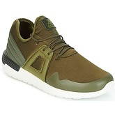Asfvlt  TRAIN  men's Shoes (Trainers) in Green