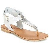 Betty London  VITALLA  women's Sandals in Silver