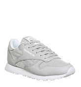 Reebok Cl Leather SKULL GREY SILVER FBT