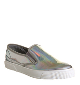 Office Kicker Slip On HOLOGRAPHIC