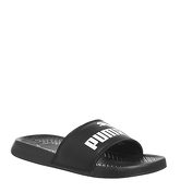 Puma Popcat Slide BLACK BLACK WHITE