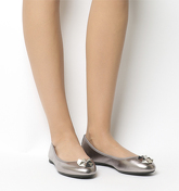 Butterfly Twists Kate Pump PEWTER