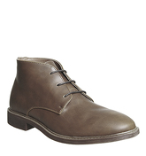 Office Garage Chukka Boot TAN