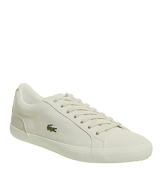 Lacoste Lerond WHITE NATURAL