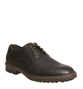 Office Ambassador Derby BROWN LEATHER
