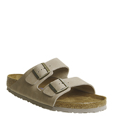 Birkenstock Arizona Two Strap STEER TAUPE