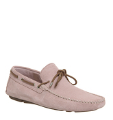 Ask the Missus Bounty Driver PINK SUEDE