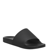 Office Flume Slide BLACK