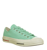 Converse All Star Ox 70 S LIGHT MENTA NAVY GYM RED