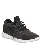 Cortica Zephyr Runner (m) BLACK TECH FLEECE