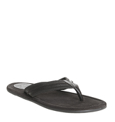 Ask the Missus Floyd Thong Sandal BROWN LEATHER