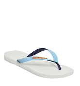 Havaianas Brasil Top Mix WHITE BLUE NAVY