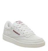 Reebok Club C 85 VINTAGE CHALK METEOR RED