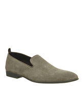 Ask the Missus Haze Loafer SAFARI SUEDE