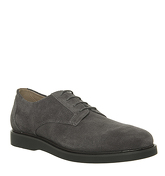 Office Item Derby GREY SUEDE