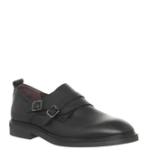 Poste Ignoto Monk BLACK LEATHER
