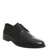 Office Classics Derby BLACK LEATHER