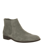 Ask the Missus Inlet Chelsea GREY SUEDE