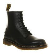 Dr. Martens Dm 8 Eye Lace boots BLACK LEATHER