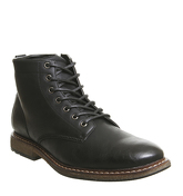 Office Igus Lace Boot BLACK