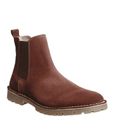 Office Impala Chelsea Boot MAHOGANY SUEDE