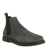 Shoe the Bear Sorvad Chelsea GREY SUEDE
