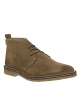Office Ibex Chukka Boot RUST SUEDE