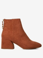 Womens Tan 'Adore' Boots- Brown, Brown