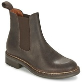 Aigle  MONBRISON 2  women's Mid Boots in Brown