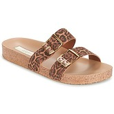 Grendha  ESSENCE SLIDE FEM  women's Mules / Casual Shoes in Brown