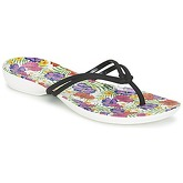 Crocs  CROCS ISABELLA FLIP W  women's Flip flops / Sandals (Shoes) in Multicolour