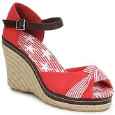 StylistClick  PATTY  women's Sandals in Red