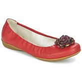 Dkode  FALLON  women's Shoes (Pumps / Ballerinas) in Red