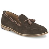 Ben Sherman  ALFR CITY LOAFER  men's Loafers / Casual Shoes in Brown