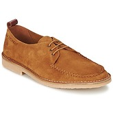 Ben Sherman  QAAT 3 EYELET WALLABEE  men's Casual Shoes in Brown