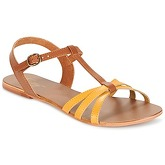 Betty London  IXADOL  women's Sandals in Yellow