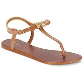 Betty London  BASTINE  women's Sandals in Brown