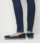 UGG Perrie Slip On NAVY CANVAS