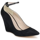Bourne  SARA  women's Court Shoes in Black