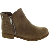 Xti  46569  women's Low Ankle Boots in Beige