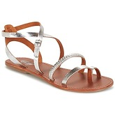Betty London  GORELA  women's Sandals in Silver