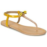 Betty London  NOVELA  women's Sandals in Yellow